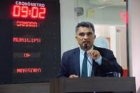 Francisco Carlos ressalta esforço do município para fomentar políticas públicas na saúde