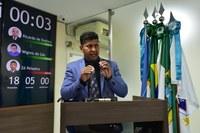 Genilson Alves destaca compromisso com causa animal