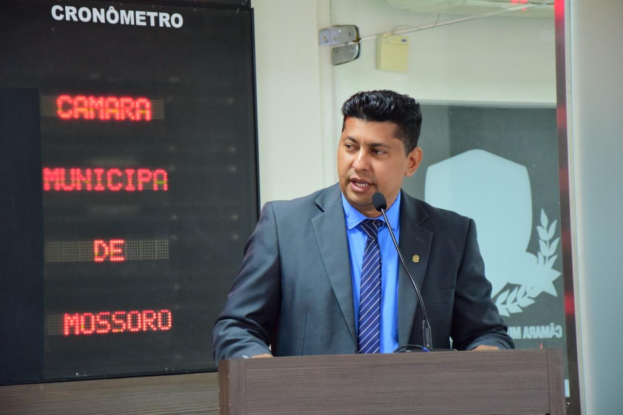 Genilson Alves reafirma não ser contra Cidade Junina