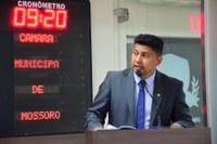 Genilson Alves questiona empréstimo de R$ 150 milhões