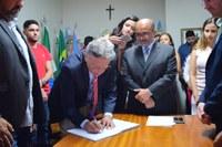 Gilberto Diógenes assume como vereador de Mossoró