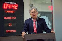Gilberto Diógenes denuncia atraso nos repasses da Prefeitura para a Previ Mossoró