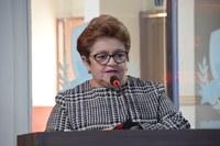 Izabel Montenegro comenta protesto de guardas civis na Câmara
