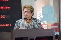 Izabel Montenegro demonstra preocupação sobre situação de emprego e segurança em Mossoró