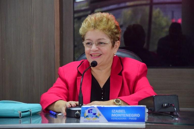 Izabel Montenegro é parlamentar mais produtiva de 2018 — Câmara ...