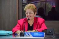 Izabel Montenegro é parlamentar mais produtiva de 2018