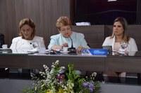 Izabel Montenegro pede apoio para construção da sede própria da Câmara