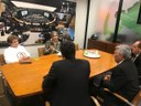 Izabel obtém apoio para sinal aberto da TV Câmara Mossoró