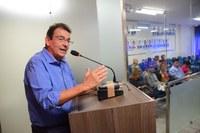 Jarbas Mariano agradece apoio em trabalho no HRTM