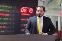 João Gentil defende parques Furna Feia e Municipal