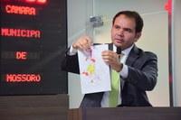 João Gentil ressalta necessidade de  revisão do Plano Diretor de Mossoró