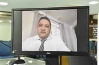 Lamarque apresenta projetos na área de segurança pública e qualidade em obras