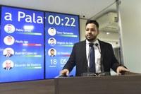 Lucas das Malhas pede investimentos para viabilizar o transporte público em Mossoró
