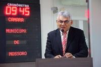 Manoel Bezerra busca recuperação de estradas vicinais