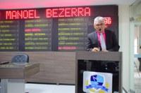 Manoel Bezerra narra dificuldades para sobrevivência na zona rural