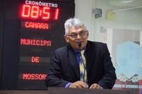Manoel Bezerra reitera apoio à saúde e zona rural
