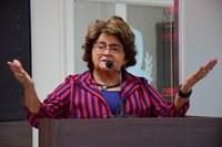 Maria das Malhas pede benefícios para Planalto 13 de Maio