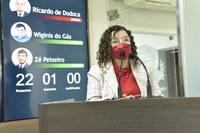 Marleide Cunha denuncia assédio moral em secretarias da Prefeitura de Mossoró