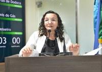 Marleide propõe recursos da CIP para saúde, social e educação