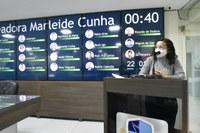 Marleide rebate declarações de que professores estariam de férias na pandemia