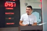 Morador questiona qualidade do serviço de Tapa Buracos na cidade