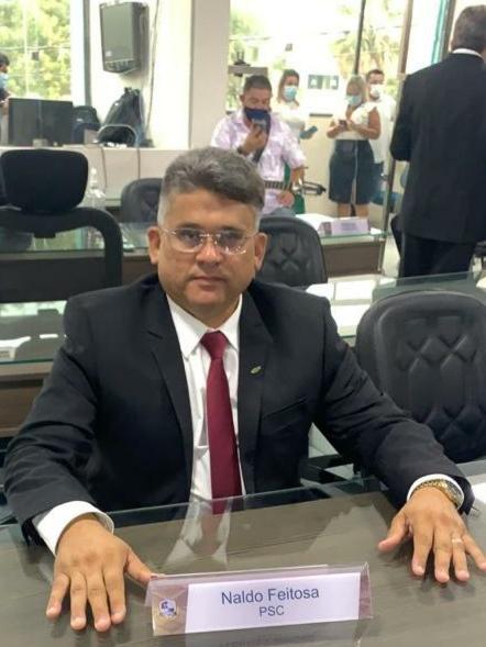Naldo Feitosa solicita ao Executivo contratação de médicos para UBS do Carnaubal