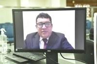 Nico Fernandes realiza primeiro pronunciamento como vereador