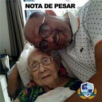 Nota de pesar - Angelita Fernandes da Mota Guimarães