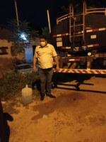 Omar Nogueira cobra regularização do abastecimento de água no Santa Helena