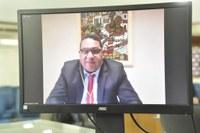 Omar Nogueira quer vacinação prioritária para caminhoneiros