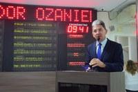 Ozaniel Mesquita alerta para possível 'mordaça' em sindicato