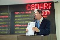 Ozaniel Mesquita anuncia Projeto de Lei que beneficia pacientes diabéticos