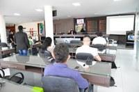 Palestra explica tipos de propostas legislativas