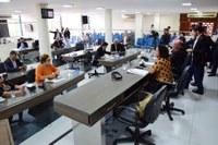 Plenário adia votação de contas de ex-prefeito de Mossoró