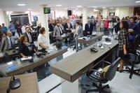 Plenário aprova reajuste para servidores do Município