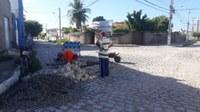 PMM atende indicação e recupera ruas na Ilha de Santa Luzia
