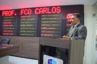 Professor Francisco Carlos sai em defesa da Câmara Municipal