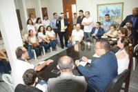 Profissionais do Estratégia Saúde da Família de Mossoró reivindicam melhoria de salário