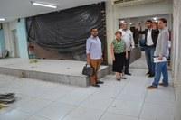 Proprietário visita imóvel e ressalta avanços na Câmara de Mossoró