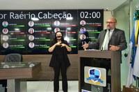 Raério Araújo defende prefeito Allyson Bezerra das críticas da oposição