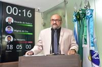 Raério Araújo participa do lançamento do Outubro Rosa e reforça sua importância