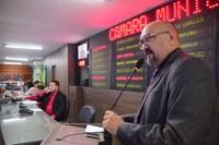 Raério Araújo reivindica melhoria na saúde de Mossoró