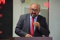 Raério Emídio alerta para atraso de aluguel em UBS