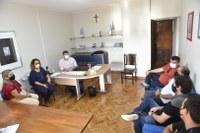 Reunião entre Câmara e empresários busca solução para crise no setor de eventos