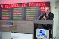 Ricardo de Dodoca anuncia terreno para capela no Cidade Oeste
