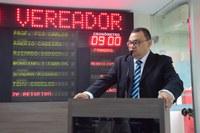 Rondinelli Carlos apresenta projetos em educação e segurança