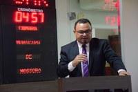 Rondinelli Carlos debate problemas enfrentados pelo Aeroporto Dix Sept Rosado