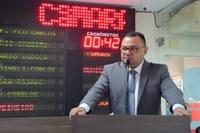 Rondinelli Carlos defende apoio à iniciativa privada