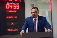 Rondinelli Carlos defende selo para ampliar comércio
