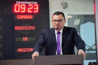 Rondinelli Carlos faz críticas à mudança de discurso do PT no Município e Estado